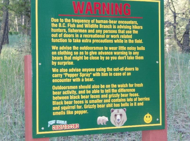 How to Prevent a Bear Attack